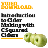 Introduction to Cider Making with C Squared Ciders (Video Download) - Craft Beer & Brewing