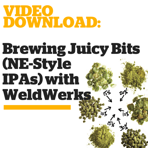 Brewing Juicy Bits (NE-Style IPAs) with WeldWerks - Craft Beer & Brewing