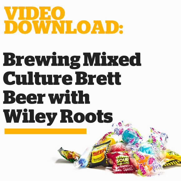 Brewing Mixed Culture Brett Beer with Wiley Roots - Craft Beer & Brewing