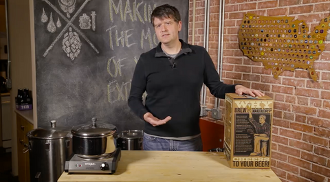 Make the Most of Your Malt Extract Kit (DVD)
