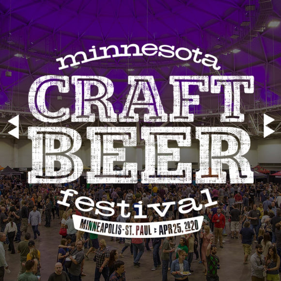 Minnesota Craft Beer Festival 2020 - Craft Beer & Brewing