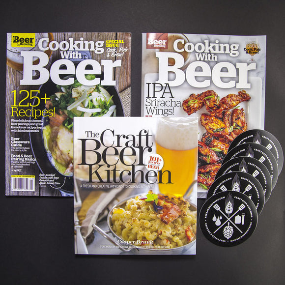 The Beer Chef Bundle - Craft Beer & Brewing