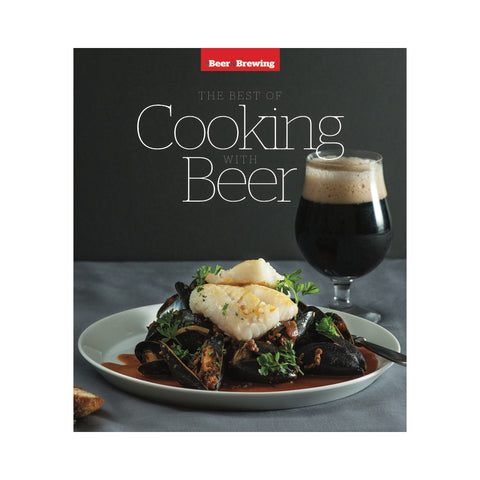 The Best of Cooking with Beer Cookbook (Print)