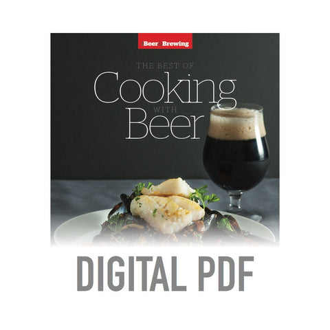 The Best of Cooking with Beer Cookbook (PDF Download)