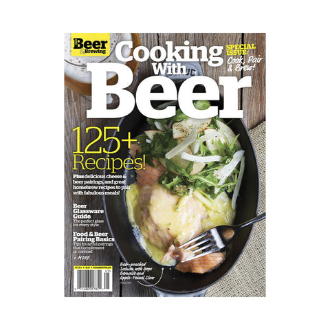 Cooking With Beer 2014 (Print)
