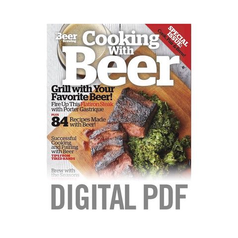 Cooking With Beer 2016 (PDF Download)