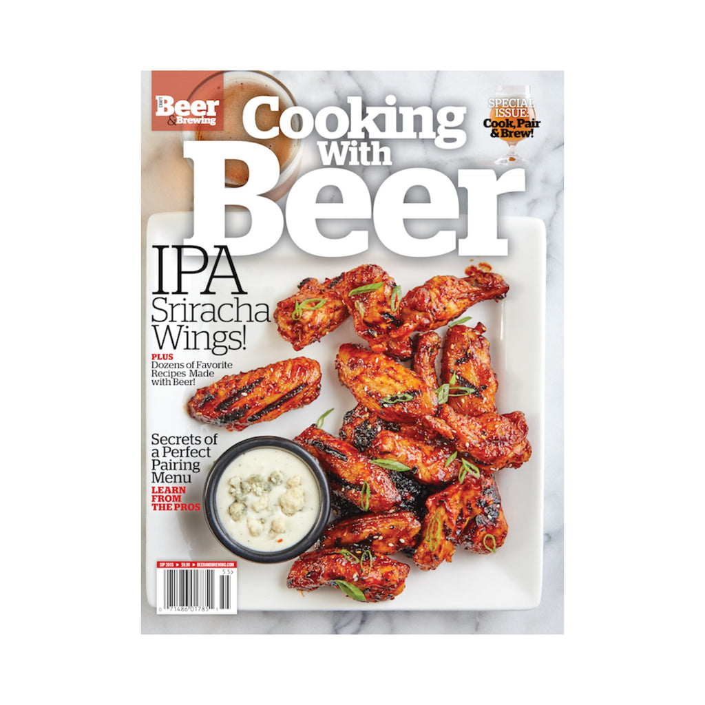 Cooking With Beer 2015 (Print)