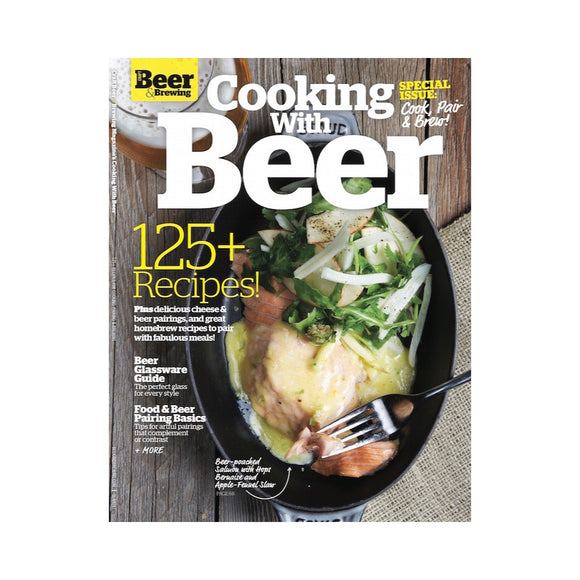 Cooking With Beer 2014 (PDF Download)