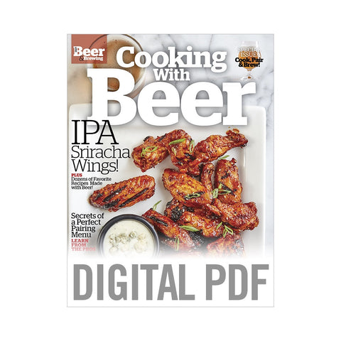 Cooking With Beer 2015 (PDF Download)