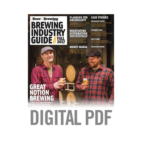 Brewing Industry Guide Fall 2017 (PDF Download)