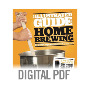 The Illustrated Guide to Homebrewing (PDF Download) - Craft Beer & Brewing