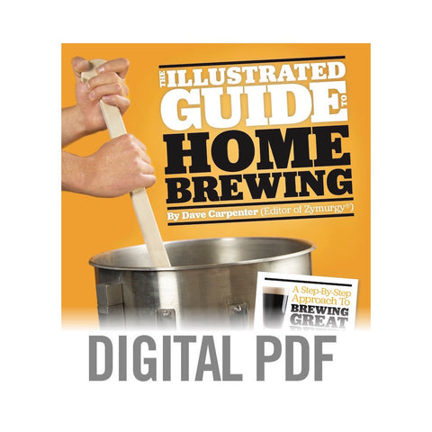 The Illustrated Guide to Homebrewing (PDF Download)