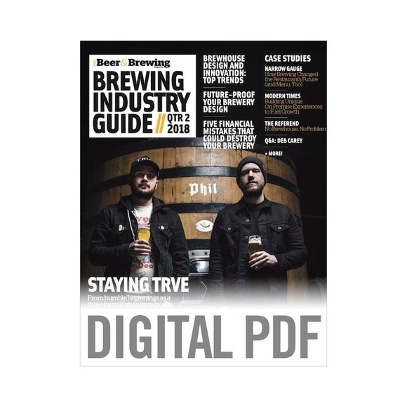 Brewing Industry Guide Q2-2018 (PDF Download)