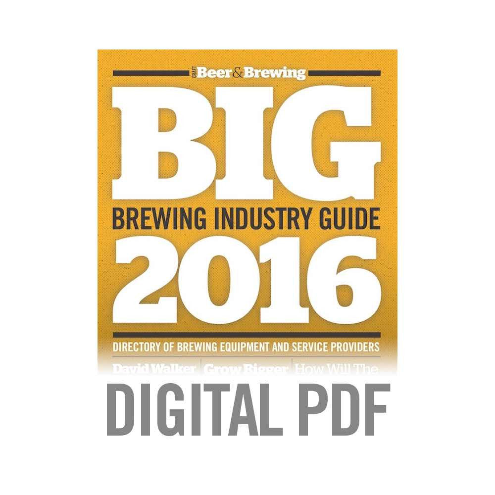 Brewing Industry Guide 2016 (PDF Download)
