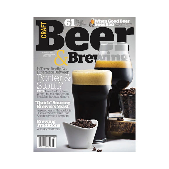 Porter & Stout (Feb-Mar 2018 Issue) - Craft Beer & Brewing