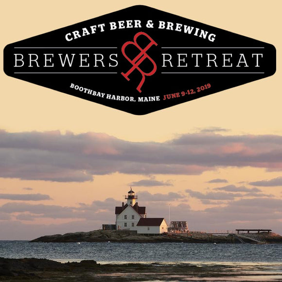 Brewers Retreat: Boothbay Harbor, Maine (June 9-12, 2019) - Craft Beer & Brewing