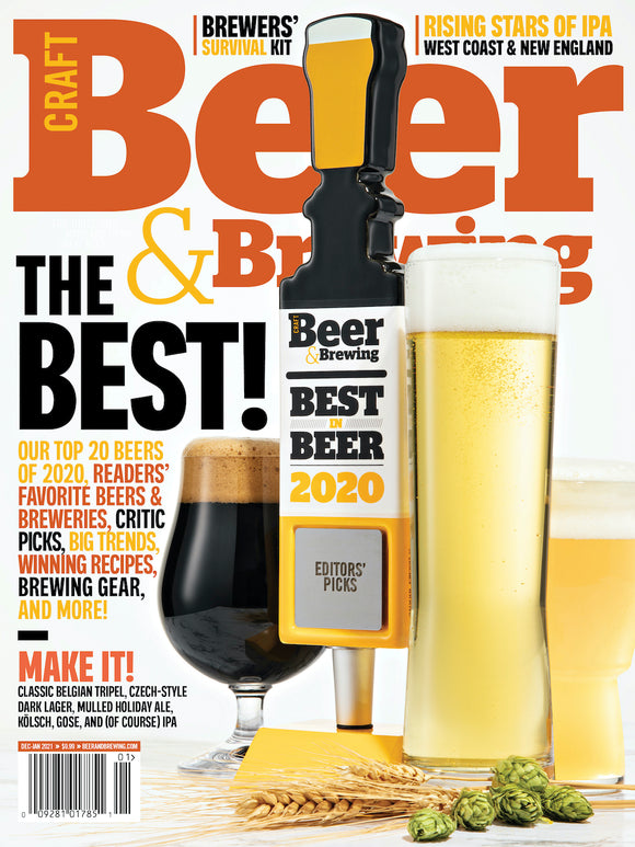 Best in Beer 2020 (Dec-Jan)