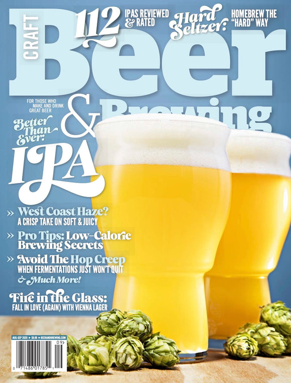 Better Than Ever: IPA (August-September 2020)