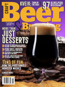 Stout: More Than Just Desserts (Octover-November 2020)