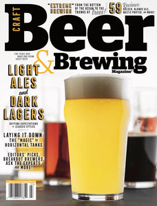 Light Ales & Dark Lagers (Feb-Mar 2019) - Craft Beer & Brewing