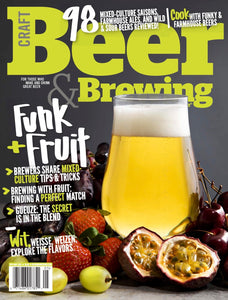 Funk + Fruit (Apr-May 2020) - Craft Beer & Brewing