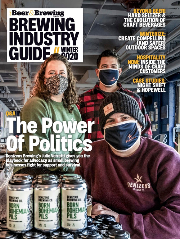 Brewing Industry Guide Winter 2020 (Beyond Beer)
