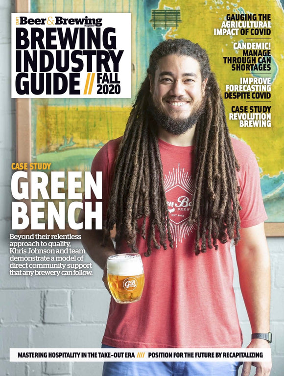 Brewing Industry Guide Fall 2020 (The Packaging Issue)