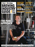 Brewing Industry Guide Q4-2018 (The Marketing Issue) - Craft Beer & Brewing