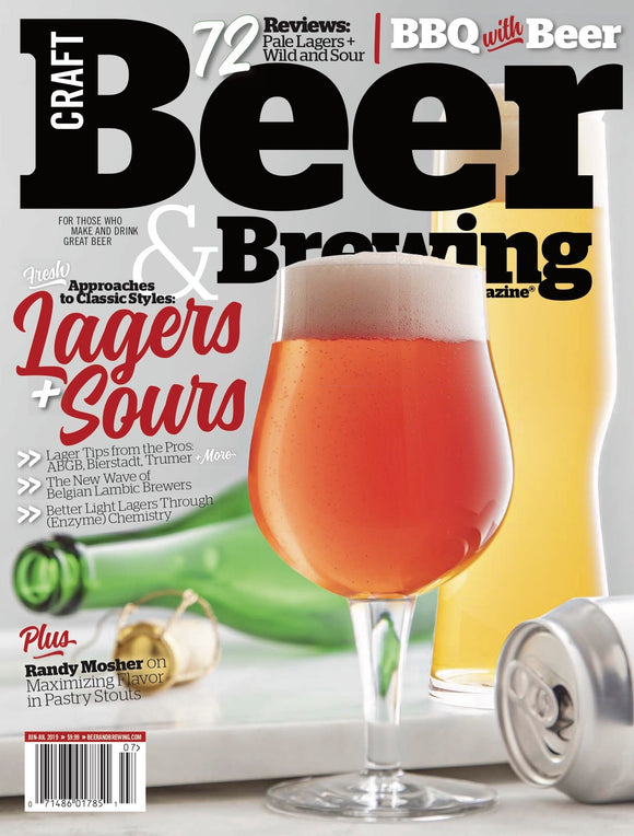 Lagers + Sours (June-July 2019) - Craft Beer & Brewing