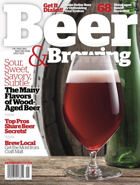 The Many Flavors of Wood-Aged Beer (Dec-Jan 2019) - Craft Beer & Brewing