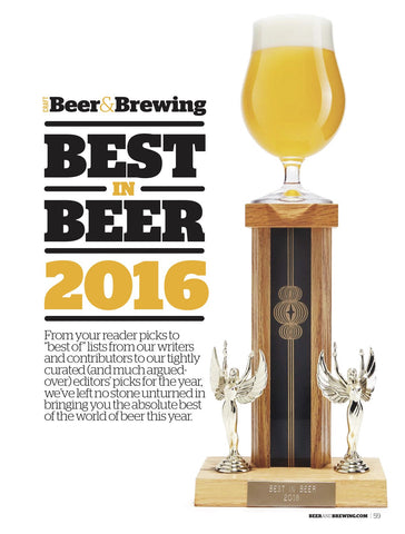 December 2016 - January 2017 Issue (The Best of Beer PDF Download)