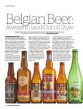 October-November 2015 Issue (The Best Belgians) - Craft Beer & Brewing
