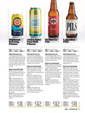 There's a Whole Lot to Love About Lagers (June-July 2018 Issue) - Craft Beer & Brewing