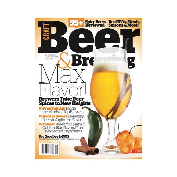 Oct-Nov 2017 Issue (Max Flavor) - Craft Beer & Brewing