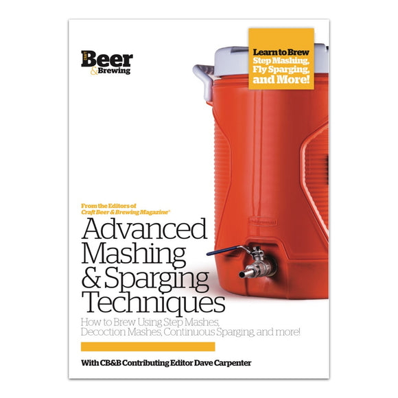Advanced Mashing & Sparging Techniques (DVD) - Craft Beer & Brewing