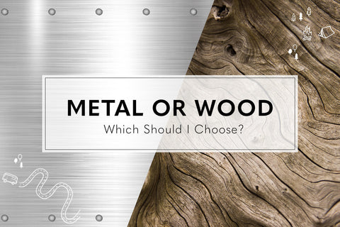 WHICH IS BETTER: Metal or Wooden Watches?