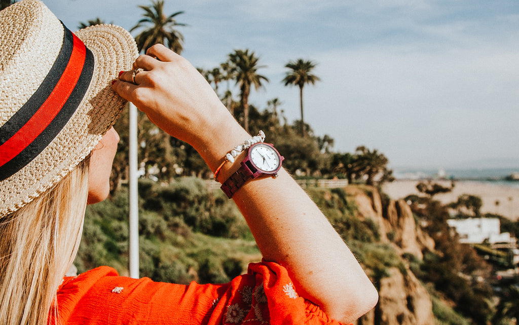 Spring Break & Save: Tips & Tricks | A Wooden Watch for New Adventure