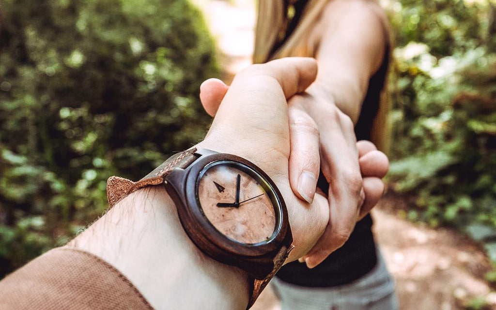 Adventure With Treehut Wooden Watches | Treehut In Nature