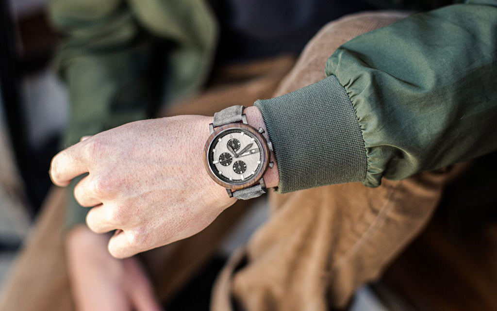 The New Mission Collection | Military-Inspired Watch For Men