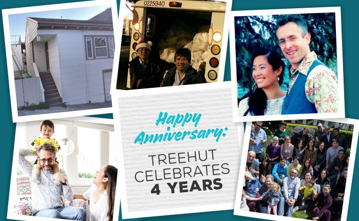 Happy Anniversary: Treehut Celebrates 4 Years