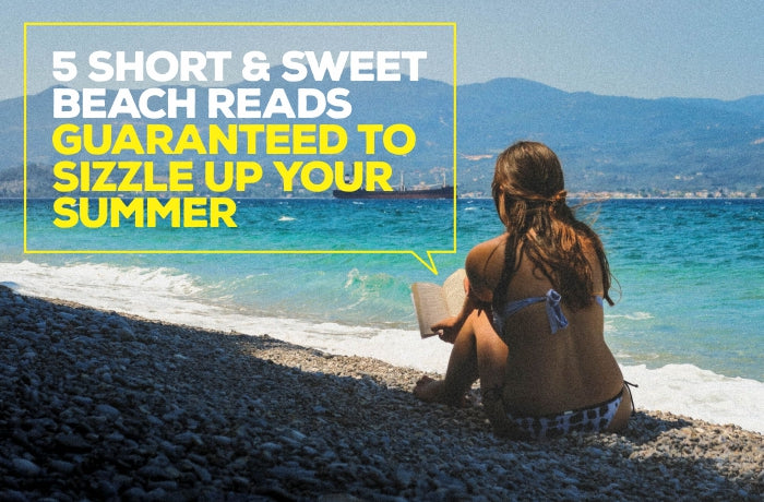 5 Short and Sweet Beach Reads Guaranteed to Sizzle Up Your Summer | Treehut Classic Wooden Watches
