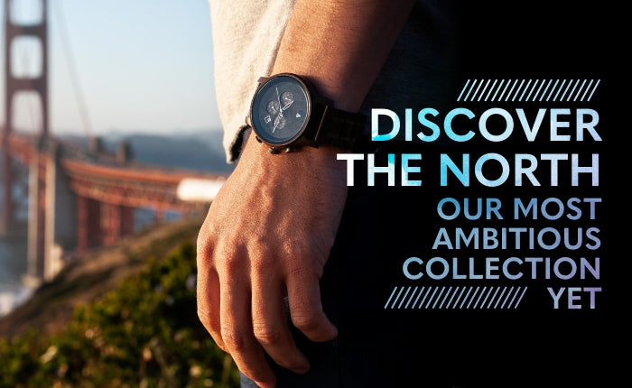 Discover the North: Our Most Ambitious Collection Yet | Best Modern Wooden Watches for Men