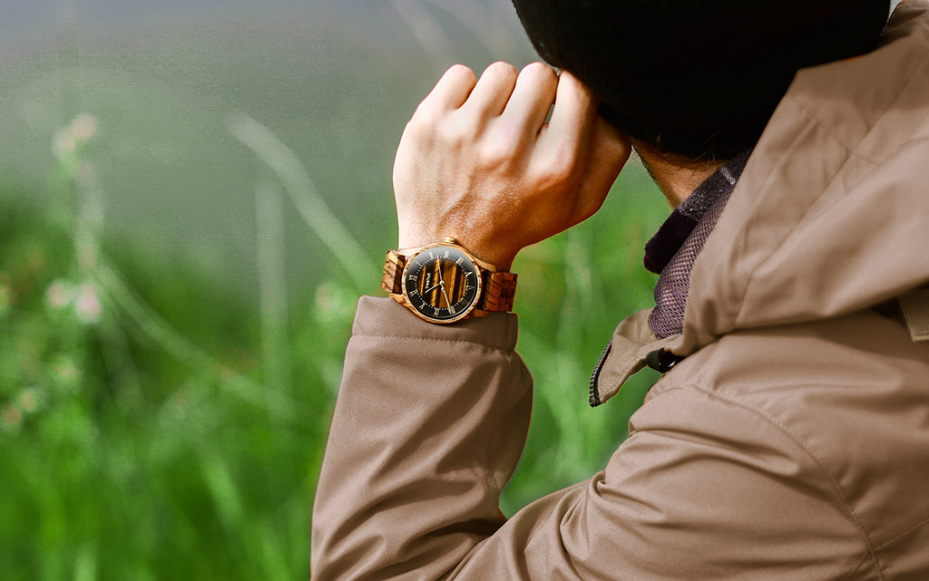 Reconnect With Your Loved Ones with Treehut's Sojourn Watch Collection For Men