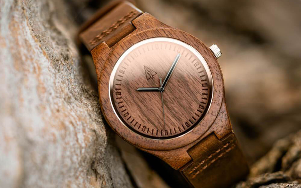 Chocolate Wooden Watches For Chocolate Day!