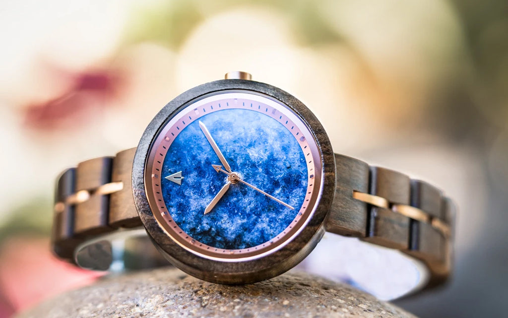 Timeless Watches From Treehut's Theory Collection | Marble Watch From Women