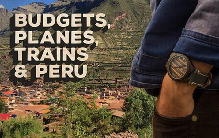 Budgets, Planes, Trains & Peru: A Treehut.co Trip To Peru