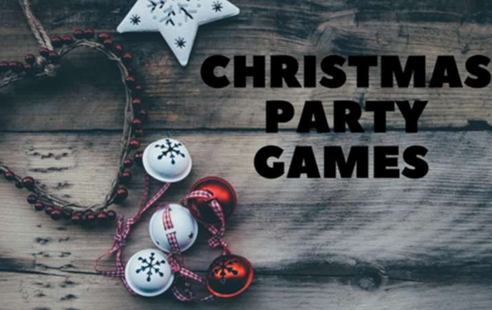 Tree Hut Christmas Party Game Ideas
