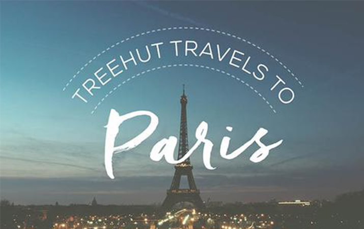 Treehut Travels to Paris