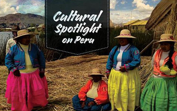 Cultural Spotlight on Peru With Treehut.co Watches