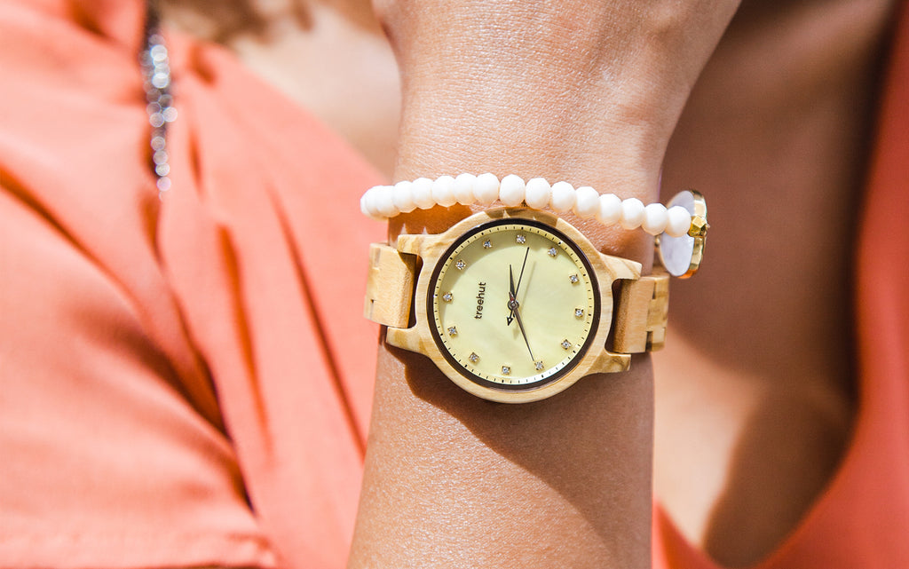 The Best Watch For Your Skin Tone | Best Wooden Watch for Her